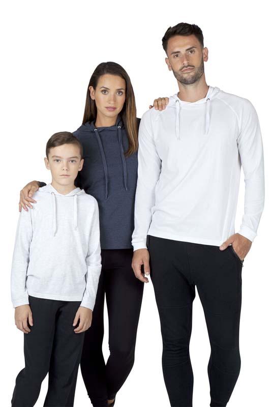 Fusion T-Shirt Hoodie