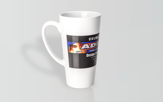 Fuji Photo Image Printed Mug