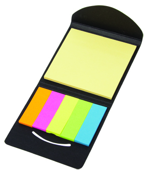 Sticky Note Pad and Flag Set