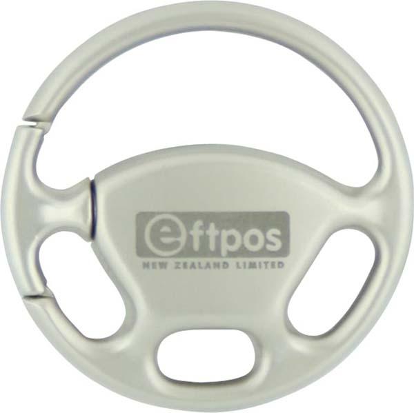 Steering Wheel Keyring