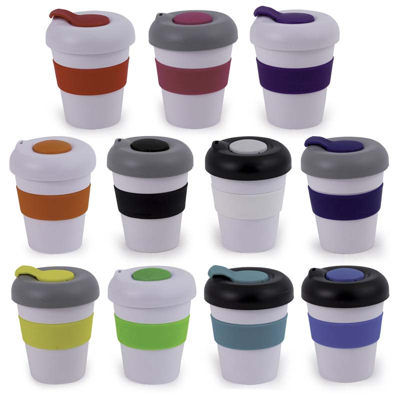 11oz/320ml Plastic Karma Kup Profile Lid