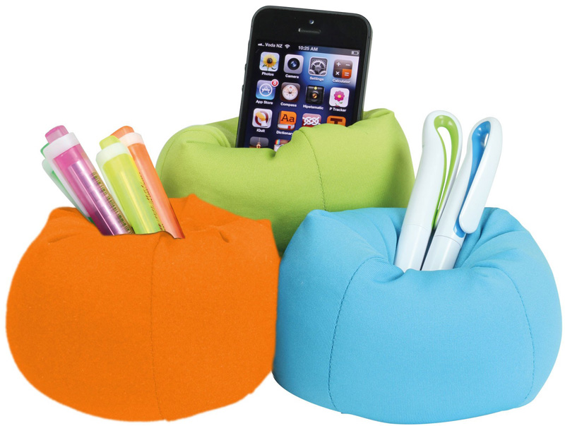 Beanbag Desk Caddy