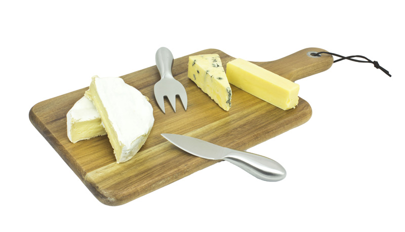 Gourmet Wooden Cheese Board