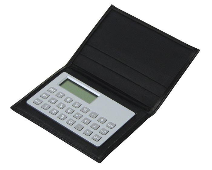 Calculator Business Card