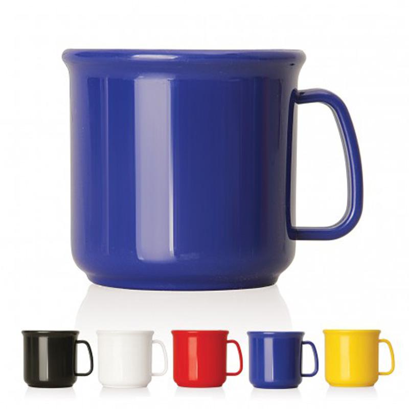 All Plastic Coffee Mug