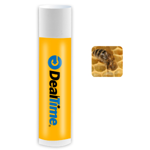 Bee Natural Beeswax Lip Balm