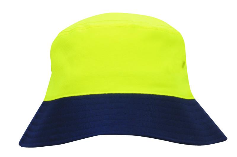 Luminescent Safety Bucket Hat