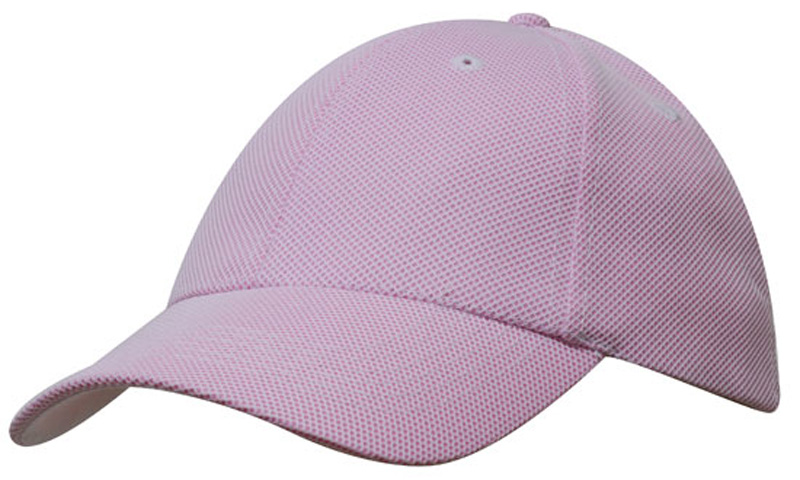 Mesh Covered Cap