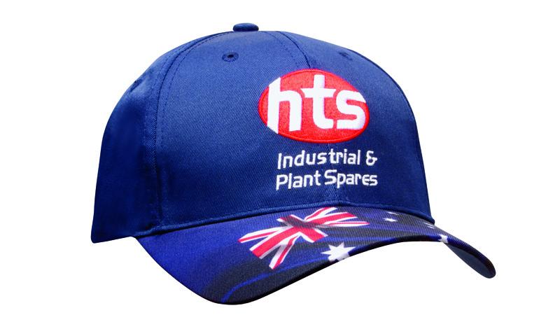 Australian Waving Flag Cap