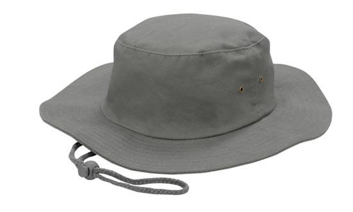 Brushed Heavy Cotton Sunhat
