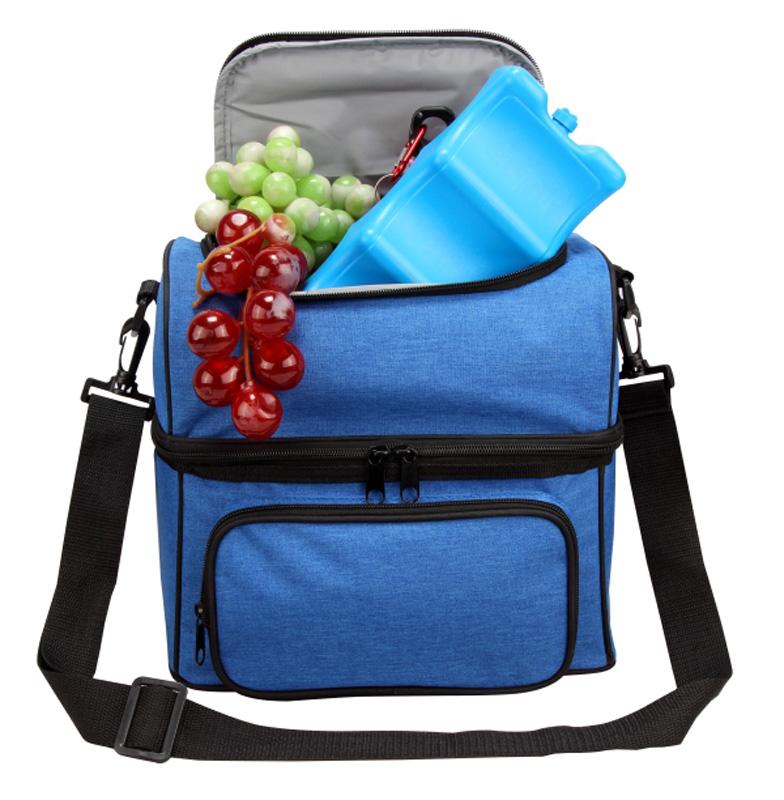 Double Deck Deluxe Cooler Bag