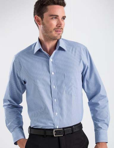 John Kevin Simplicity Stripe Shirt