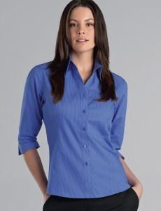 John Kevin Tonal Stripe Shirt