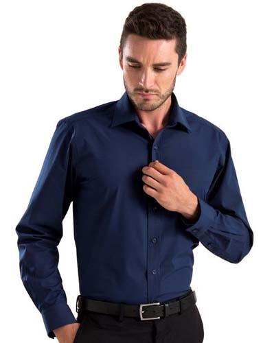 John Kevin Poplin Shirt