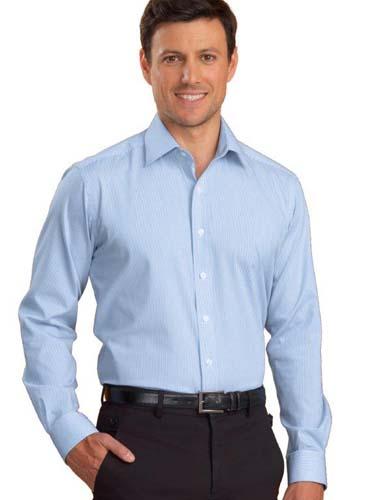 John Kevin Bengal Stripe Shirt