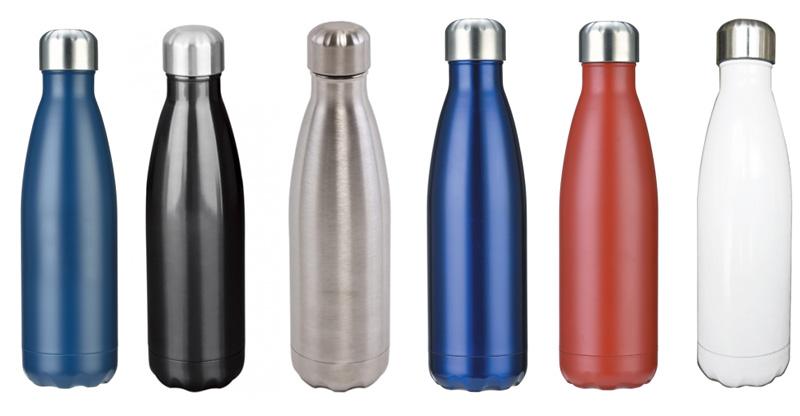 Premium Double Wall Steel Bottle 500ml