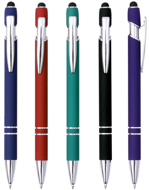 Metal Pen w Stylus