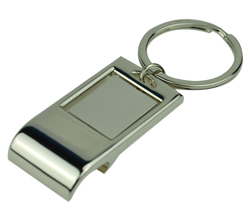 Square Opener Keyring