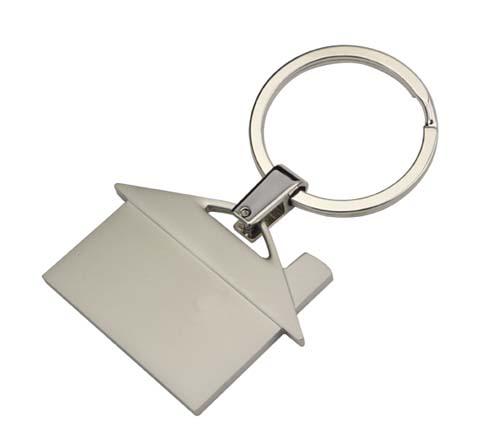 Abode Key Ring