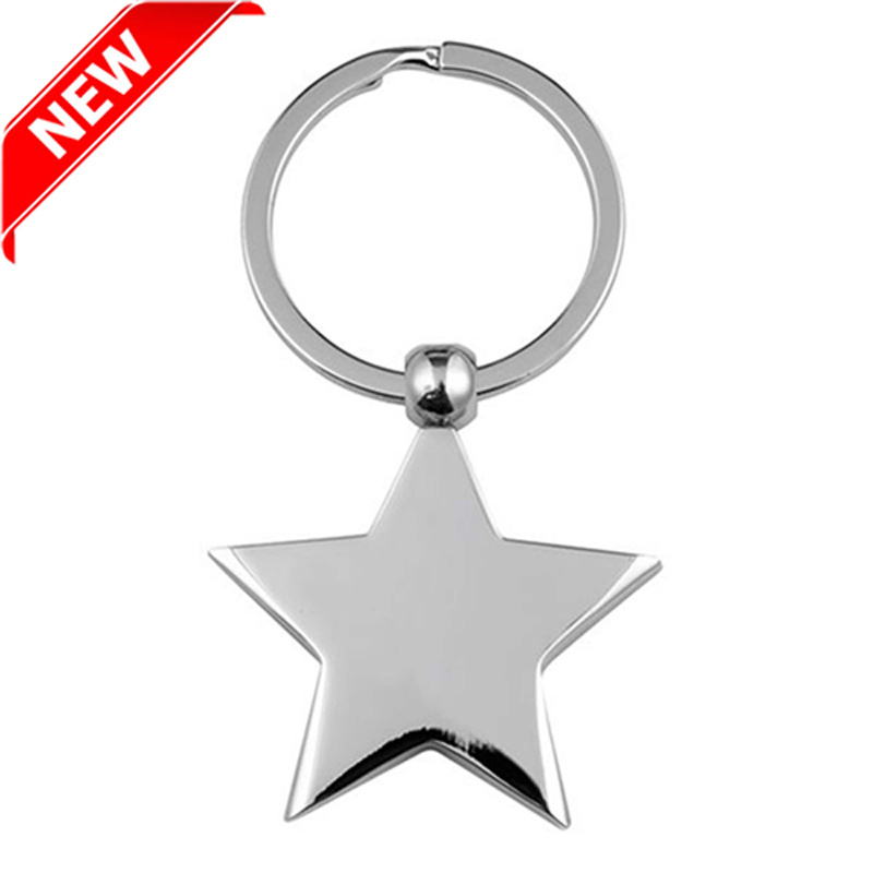 Star Key Ring