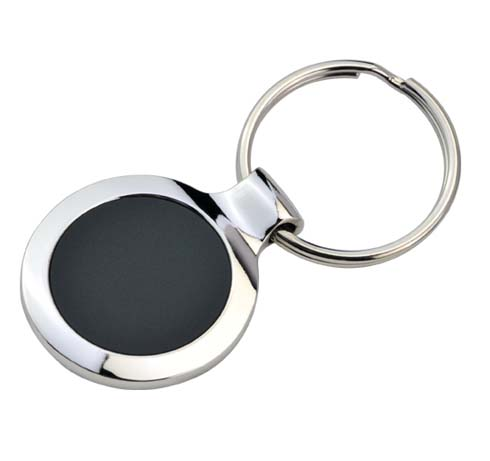 Ebony Key Ring