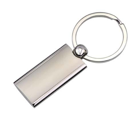 Satin Key Ring
