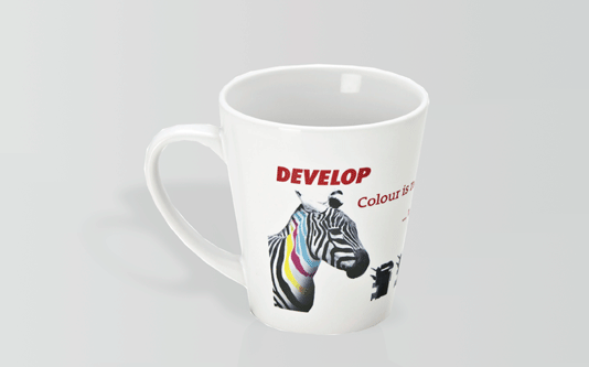Latté Full Colour Printed Mug