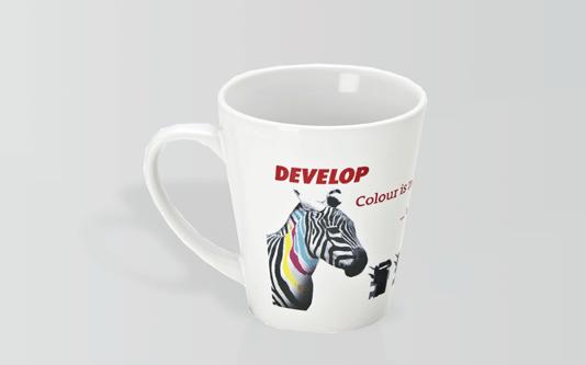Latté Full Colour Printed Mug