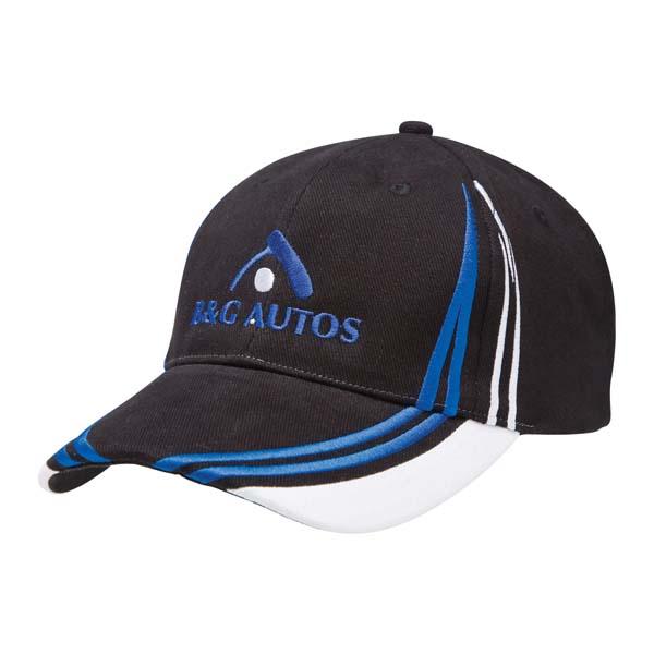 Racing Brushed Cotton Cap