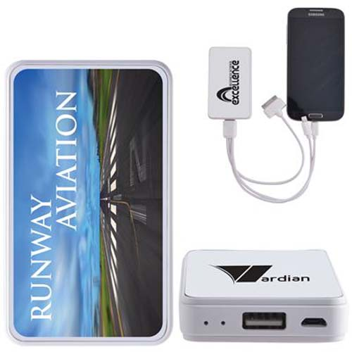 Compact Promotional Power Bank