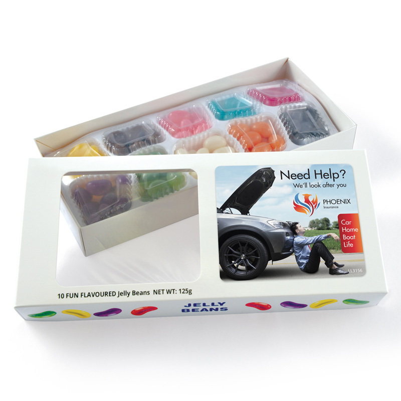 Promotional Jelly Beans in Box