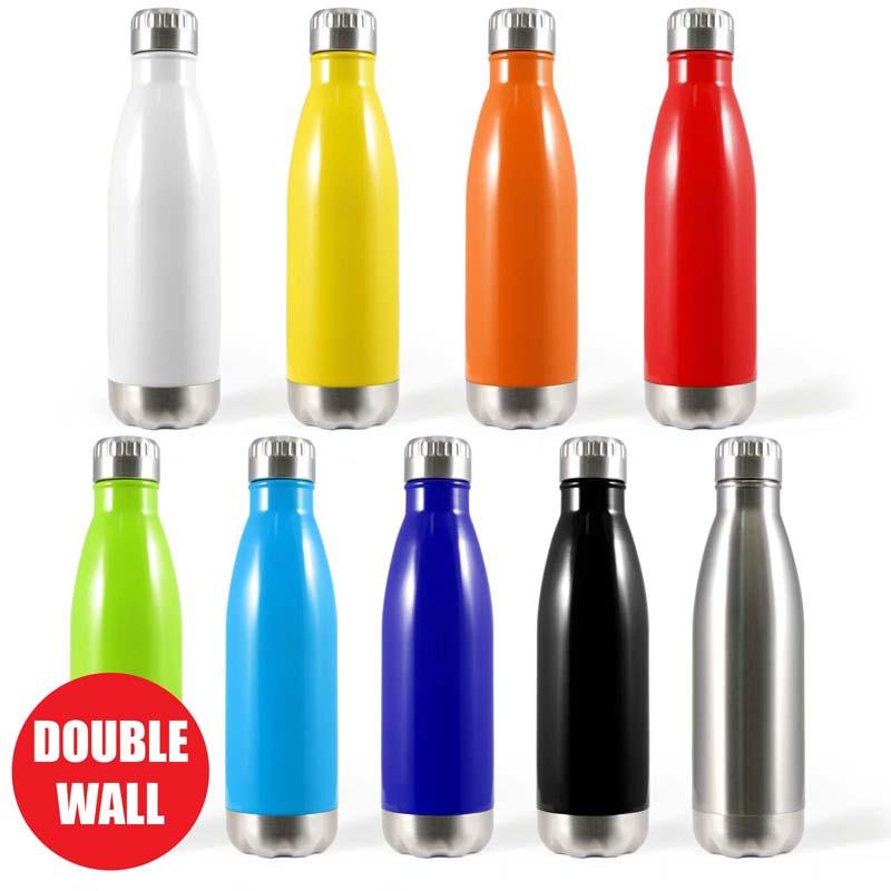 Soda Vacuum Bottle