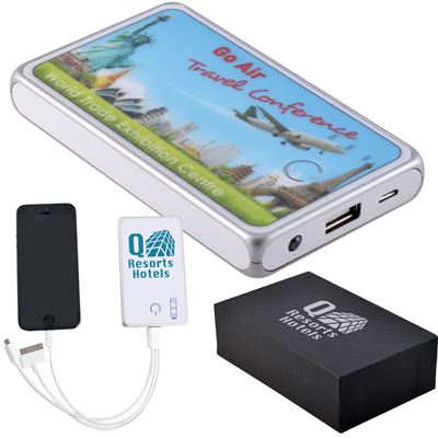Printed Superior Tablet Power Bank