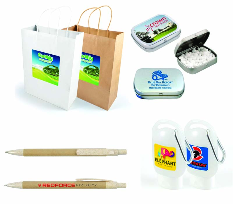 Paper Bag Promotional Pack