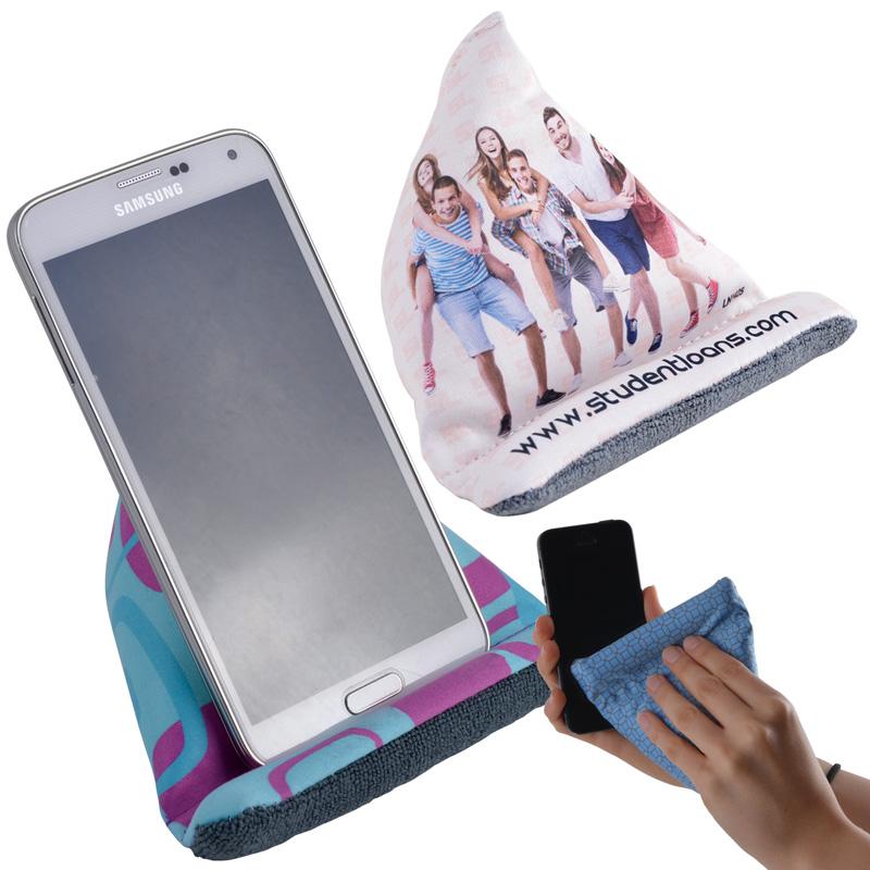 Microfibre Bean Bag Phone Chair / Cleaner