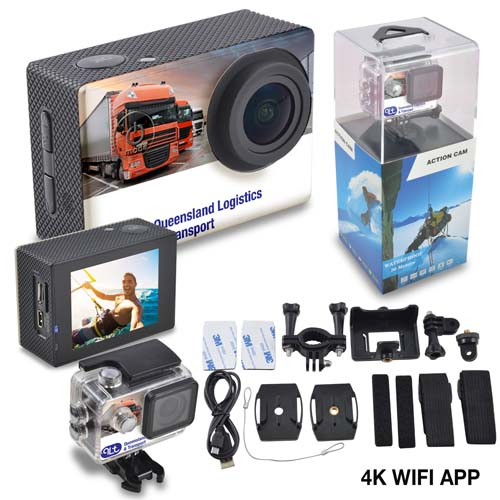 LivNow Action Cam 4K Ultra HD (Indent)