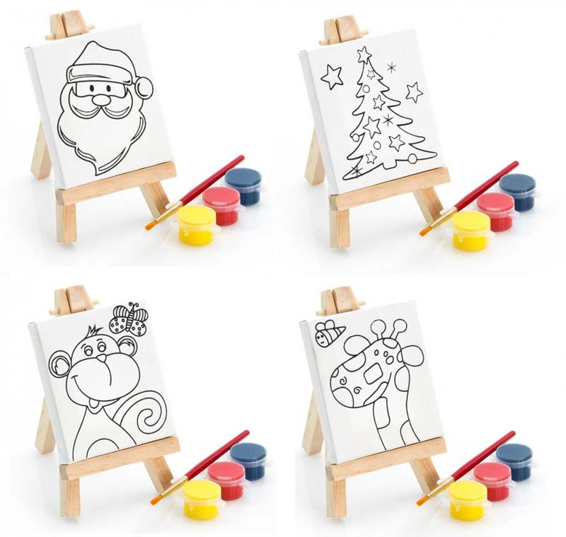 Painting Set Picass
