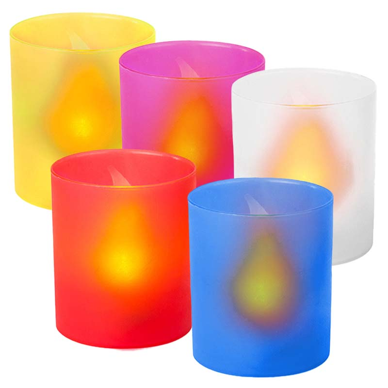 Electric Candle Fiobox
