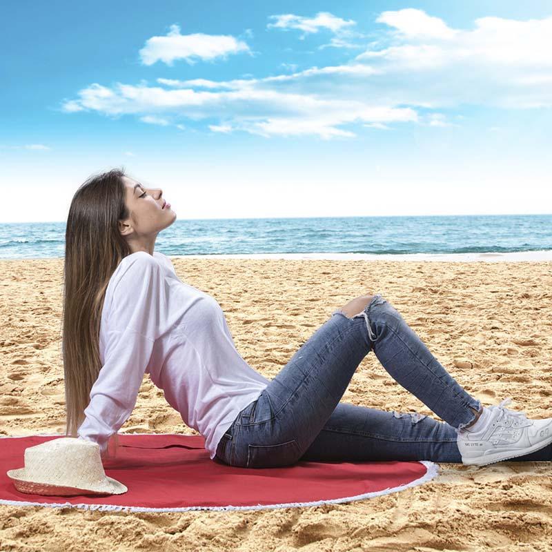 Beach Mat Hansier