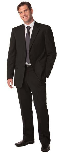 Men's Poly/Viscose Jacket