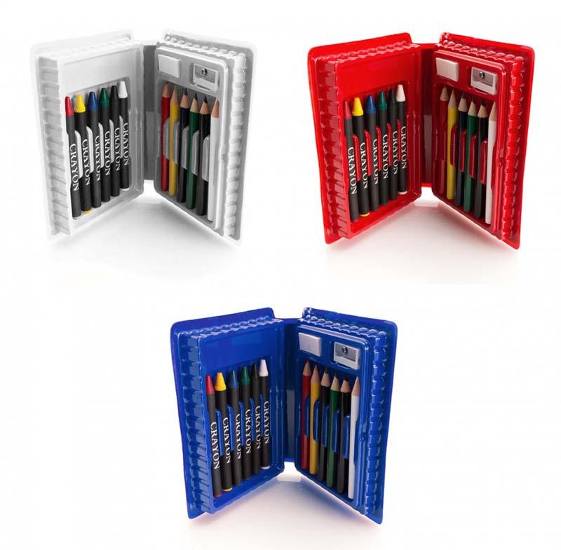Pencil Case Clown