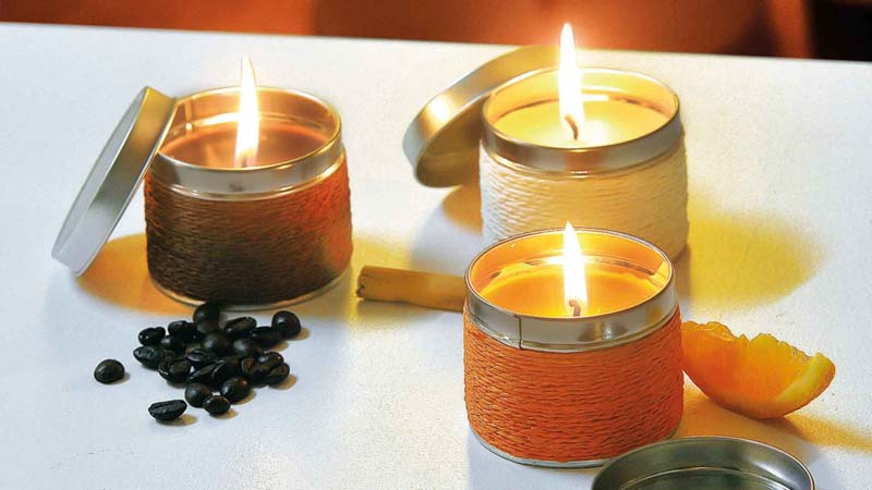 Aromatic Candle Shiva