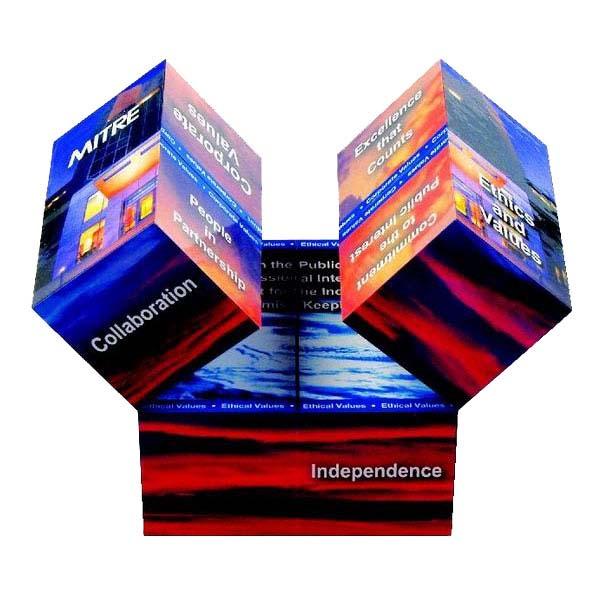 Magic Cubes - 7cm