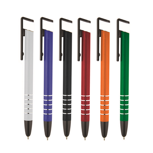 Stylus I-Stand Metal Pens