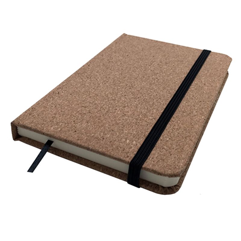 Cork Soft Wood Notebook