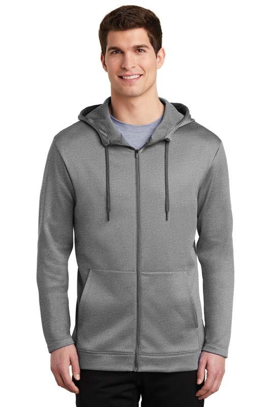 Nike Therma-FIT Full-Zip Fleece Hoodie