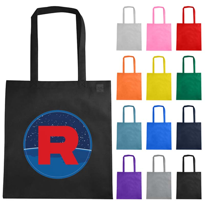 Non Woven Promo Bag without Gusset