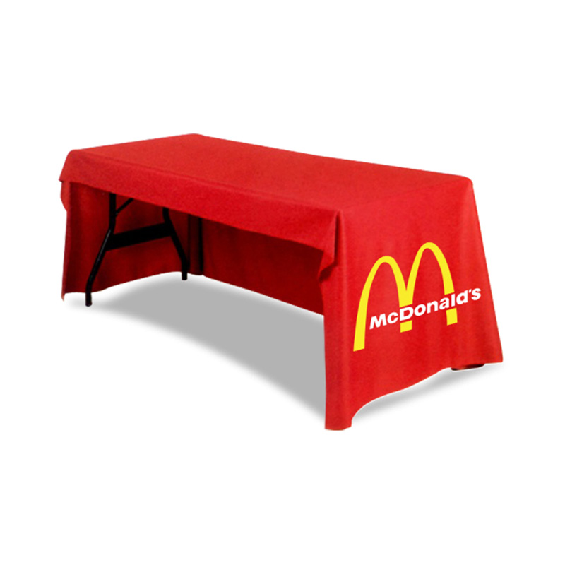 3-Side Fitted Table Cloth (Small 4ft)