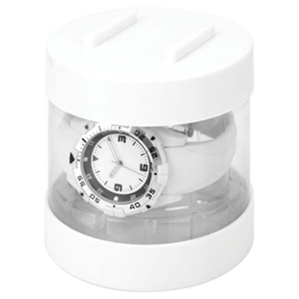 Transparent Plastic Watch Box