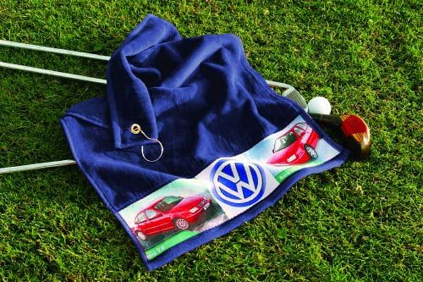 PhotoPlus Golf Towel